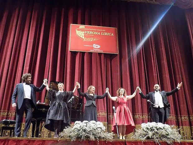 Verona Lirica tra talento ed emozione