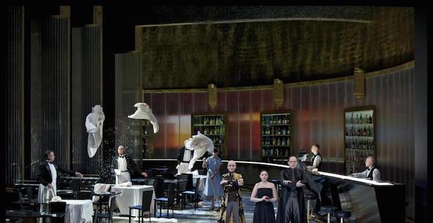 Il trionfo del tempo e del disinganno in scena al teatro alla Scala di Milano