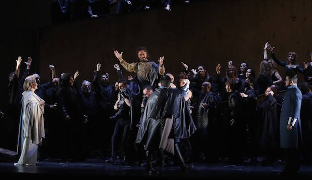 Desdemona salva a Otello en Valladolid