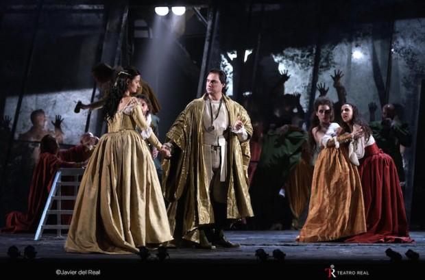"""Luca Salsi y Francesco Demuro: """"Rigoletto es una ópera muy exigente para las voces"""""""