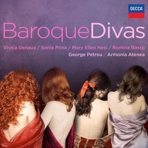 Barroco en estado puro con Baroque Divas de Decca