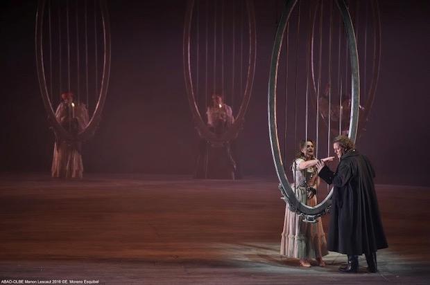 Un Manon Lescaut en Bilbao bien servido con Ainhoa Arteta y Gregory Kunde