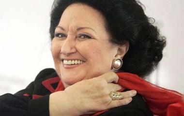 Montserrat Caballé en Las Palmas