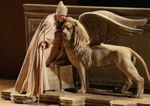 Michele Mariotti dirige I Due foscari di Placido Domingo alla Scala di Milano