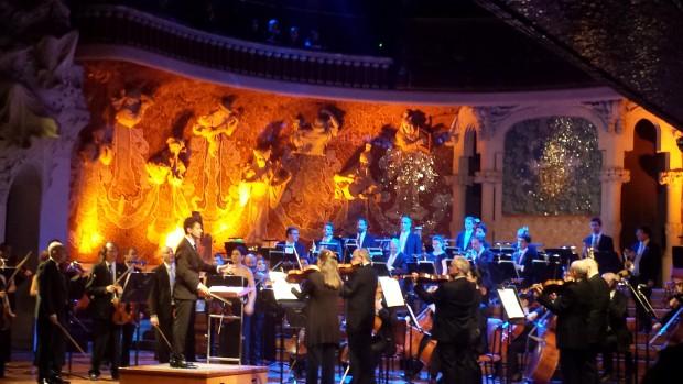 Tomoka Shigeno y la OSV interpretan Rachmaninov en el Palau de la Música