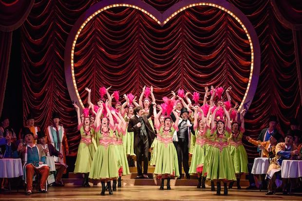 L'ètoile, con poco brillo, se estrenó en la Royal Opera House. Foto: Bill Cooper