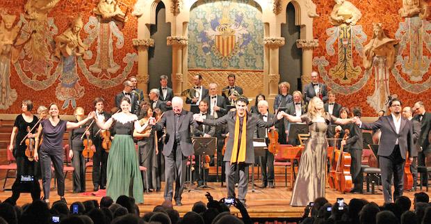 Il Re Pastore de Mozart con Rolando Villazón en el Palau de la Música Catalana