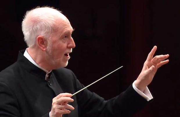 Spanish-born Maestro López Cobos