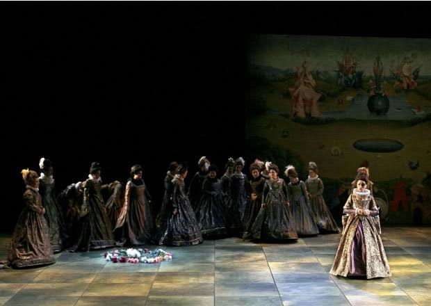Don Carlo de Verdi en Madrid
