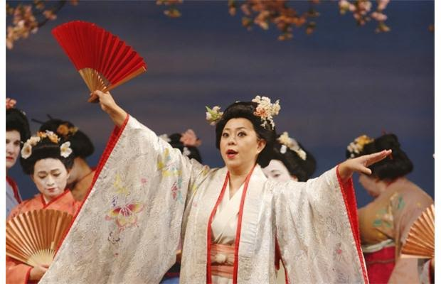 Madama Butterfly in Vancouver