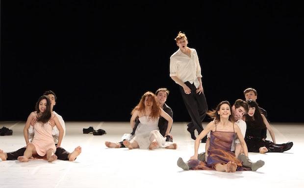 Le Ballet d´Etat de Bavière danse Pina Bausch