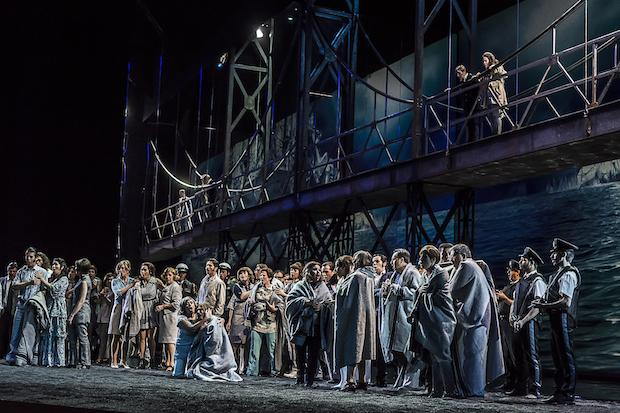 Idomeneo de Mozart en Valencia