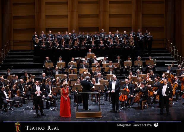 Exitosa Luisa Miller en el Teatro Real