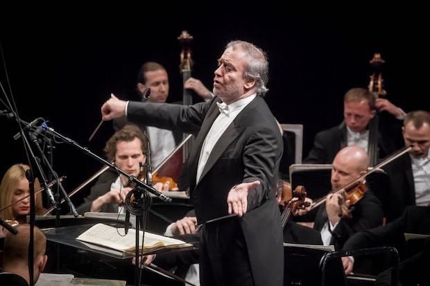 Concierto de la Orquesta del Teatro Mariinsky en México. Foto: Cortesía Auditorio Nacional. Foto José Jorge Carreón