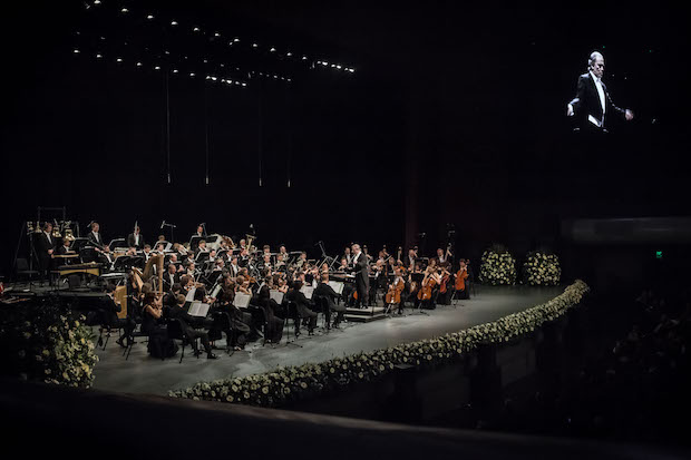Concierto de la Orquesta del Teatro Mariinsky en México