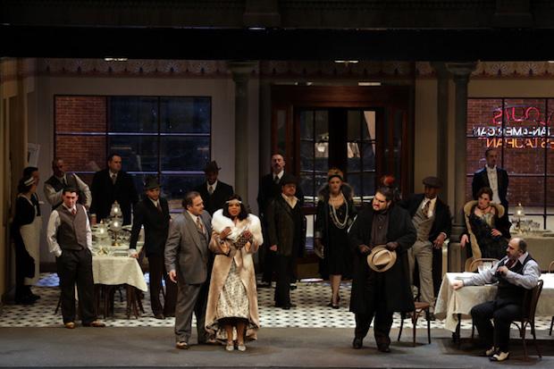 La Cena delle Beffe en La Scala