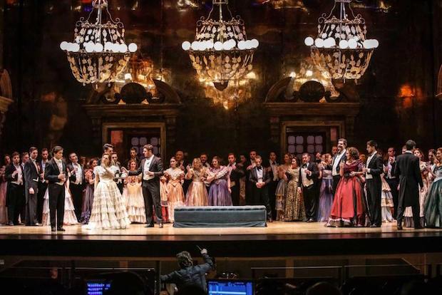 La Traviata en Palma de Mallorca