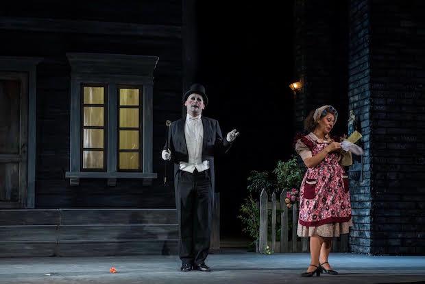 Faust de Gounod en Buenos Aires Lírica