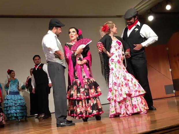 La verbena de la paloma con Solistas Ensamble en Mexico
