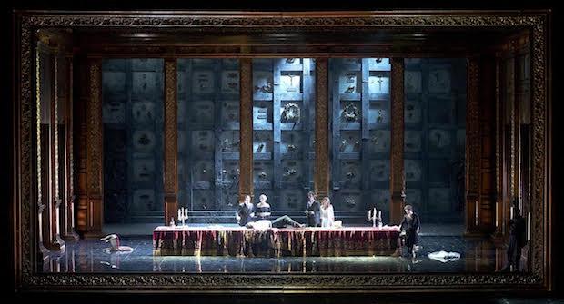 Don Giovanni en el Teatro Colón de Buenos Aires