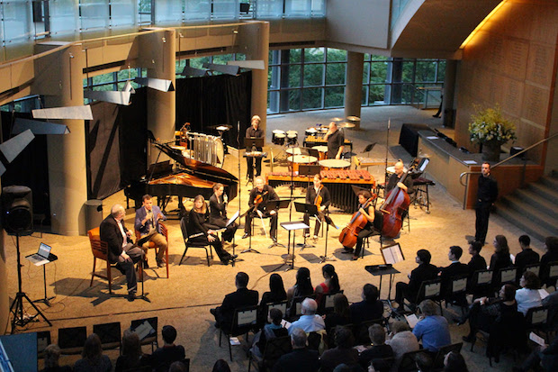 Seattle Symphony's 2016 Young Composers Workshop Culminates in a concert of World Premieres on  May 2