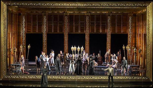 Don Giovanni en el Teatro Colón de Buenos Aires. Foto: Prensa Teatro Colón /Arnaldo Colombaroli