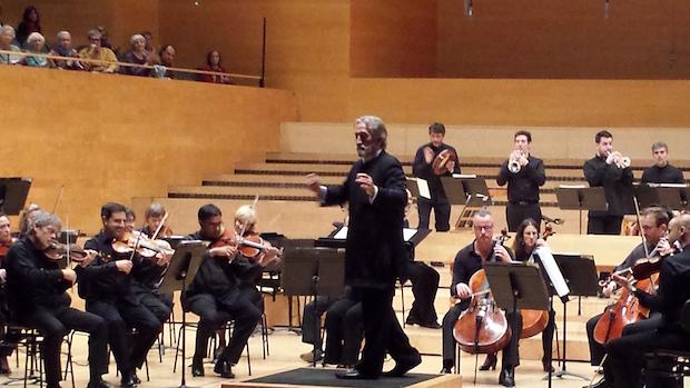 Jordi Savall debuta con la OBC
