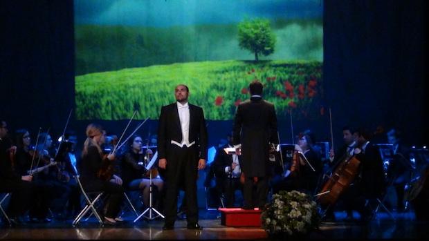 Estreno mundial de la versión orquestal de Die schöne Müllerin de Schubert