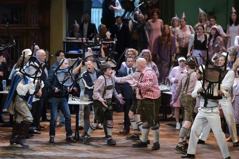 La prohibición de amar de Wagner en Estrasburgo