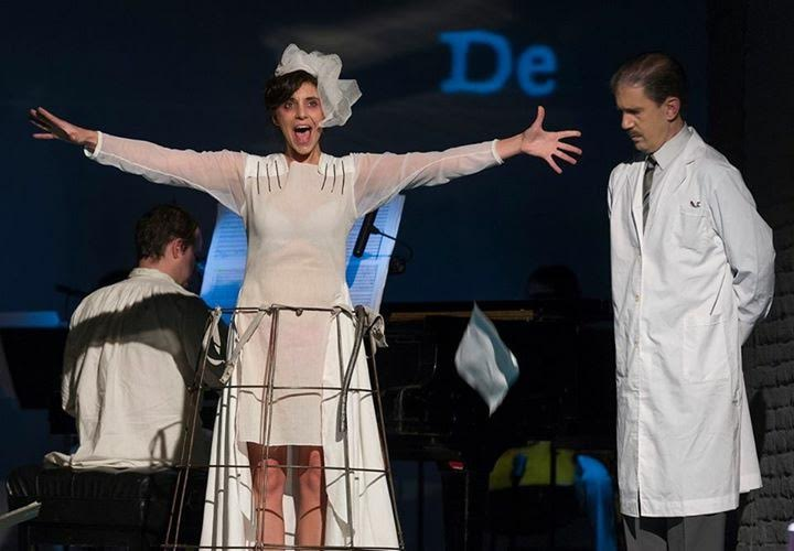 Gandini por Znaniecki en el Teatro Colón