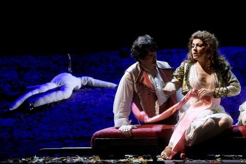 Al San Carlo di Napoli due atti unici: Goyescas e Suor Angelica. NewFotoSud - Alessandro Pone