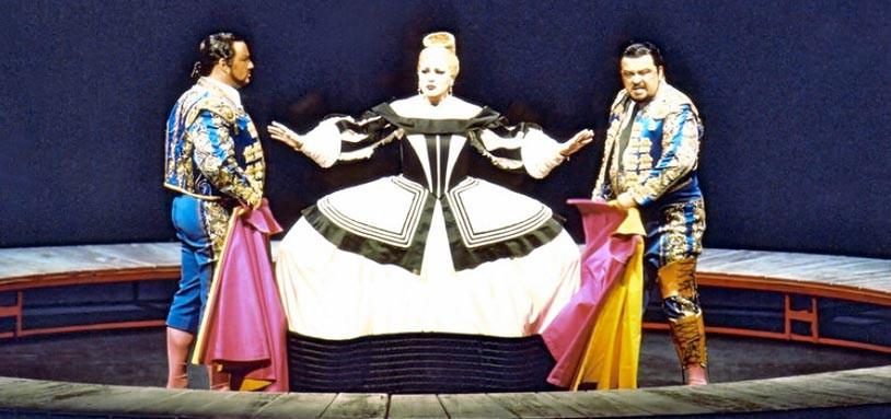 Una puesta en escena bufa para il Trovatore en Berlín