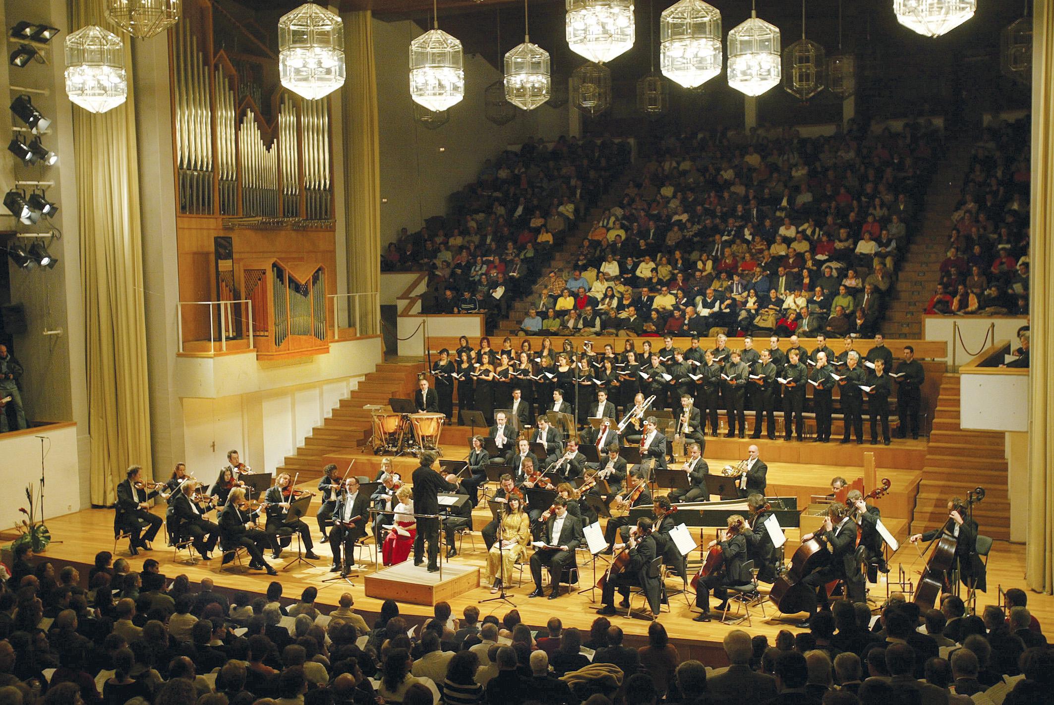 La Clementina de Boccherini triunfa en el Auditorio Manuel de Falla de Granada