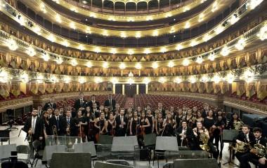 El Instituto Superior de Arte del Teatro Colón y el Dr. Stamponi