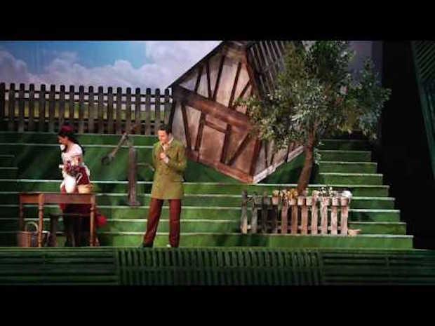 Al teatro La Fenice di Venezia va in scena L'Amico Fritz di Pietro Mascagni
