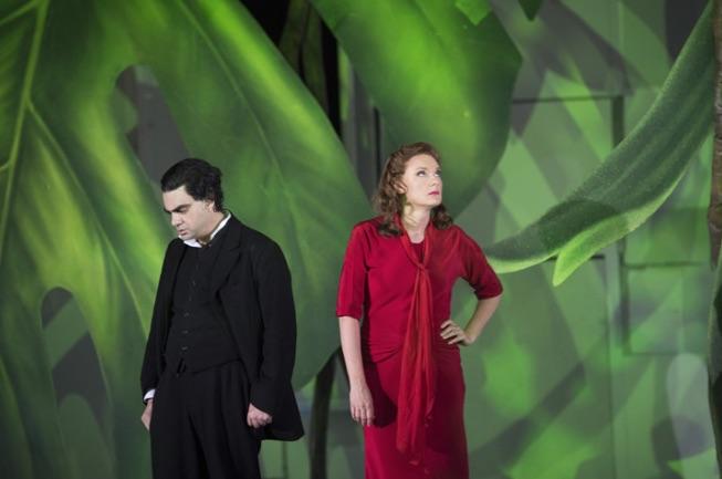 Magnífica Juliette en Berlín con un estupendo Rolando Villazón