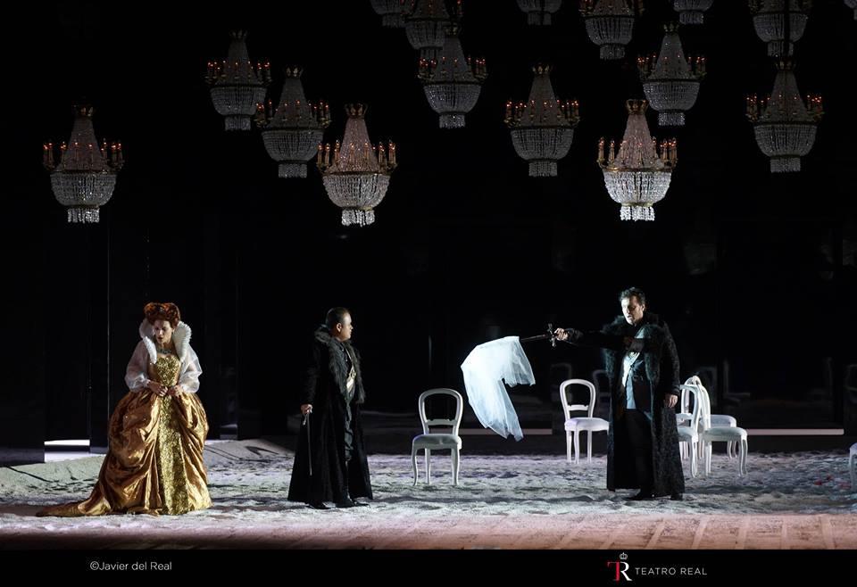 I Puritani de Bellini en el Teatro Real