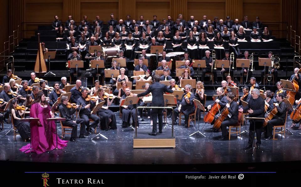 I Due Foscari de Verdi en Madrid: inmejorable colofón