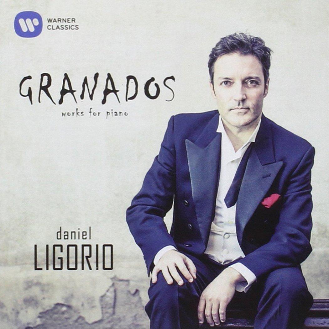 Granados works for piano en el centenario de Granados