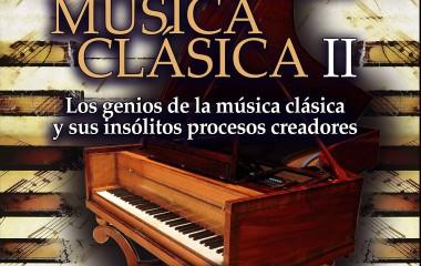 Historia insólita de la música clásica II de Alberto Zurrón. Humor a raudales.