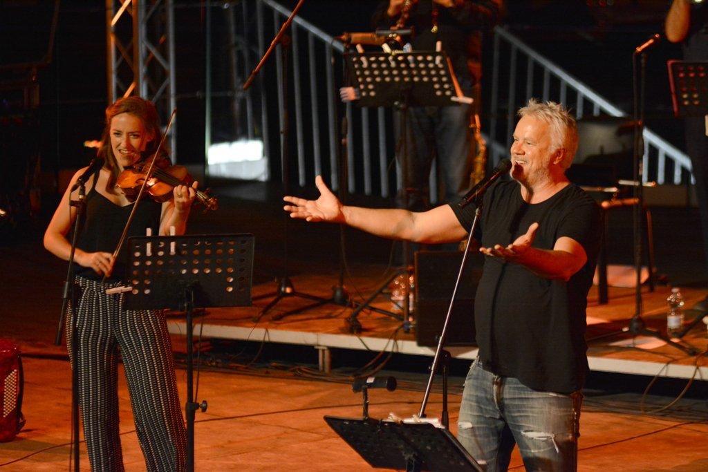 Festival di Ravello: il Sogno di una Notte di Mezza Estate, con Tim Robbins