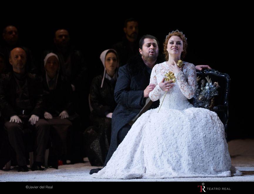 Celso Albelo triunfa con I Puritani en el Teatro Real