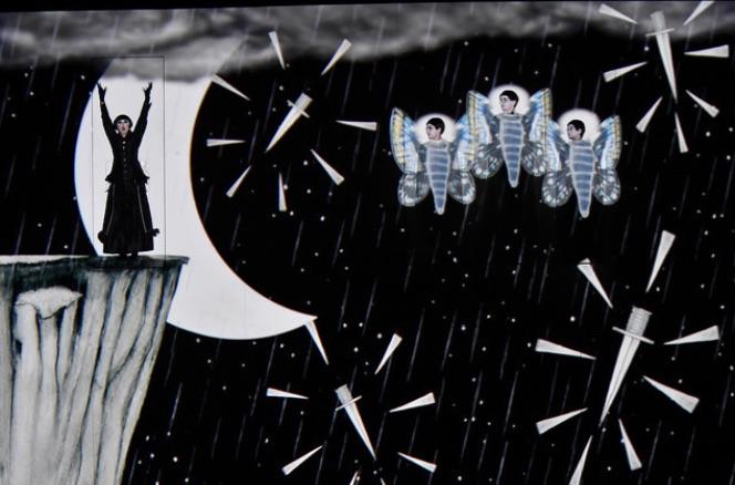 Segundo reparto de La Flauta Mágica en el Liceu. Foto: A. Bofill