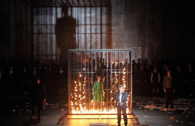 La Juive de Halevy en Munich con puesta en escena de Calixto Bieito