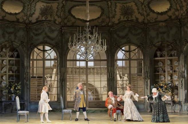 Der Rosenkavalier con Anja Harteros: una Mariscala para la historia