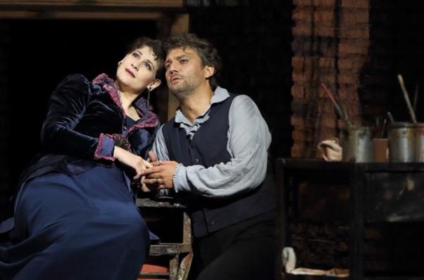 Una inolvidable Tosca en Munich con Kaufmann, Harteros y Terfel