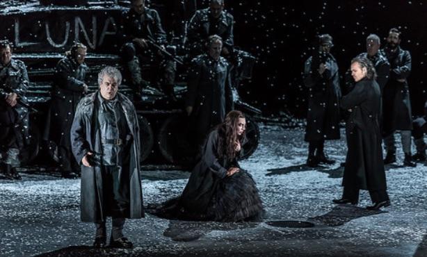 Segundo reparto de Il Trovatore en el Covent Garden