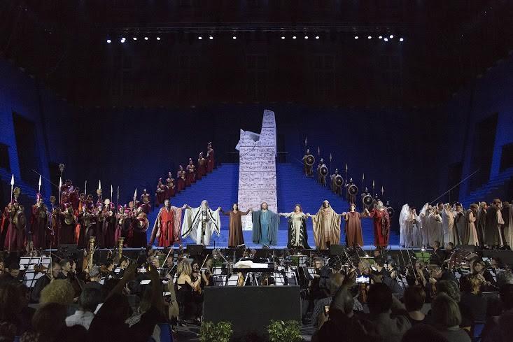 La Reggia di Caserta ospita la grande musica con Un'estate da re