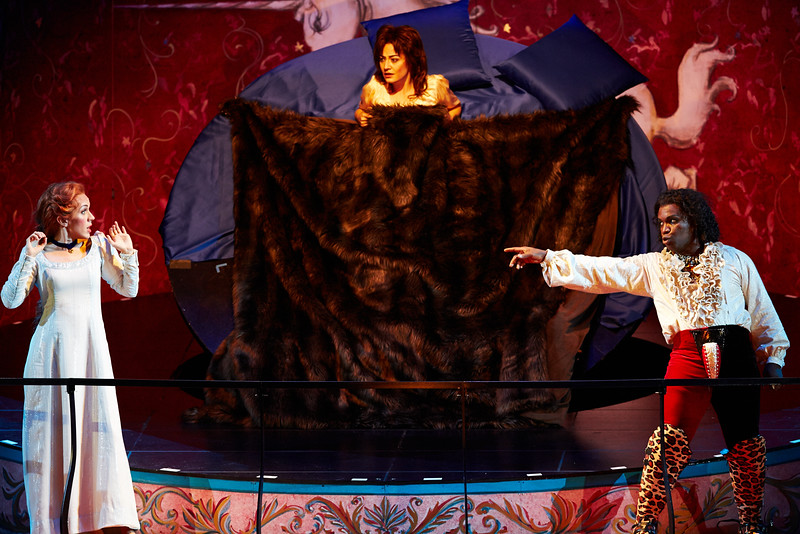 Opera Season Starts in Seattle with Rossini's Count Ory. Photo: Philip Newton