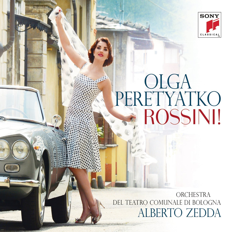 Olga Peretyatko, una voz rusa para Rossini